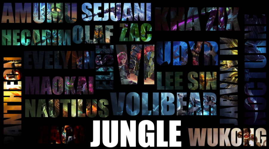 jungle champions lol